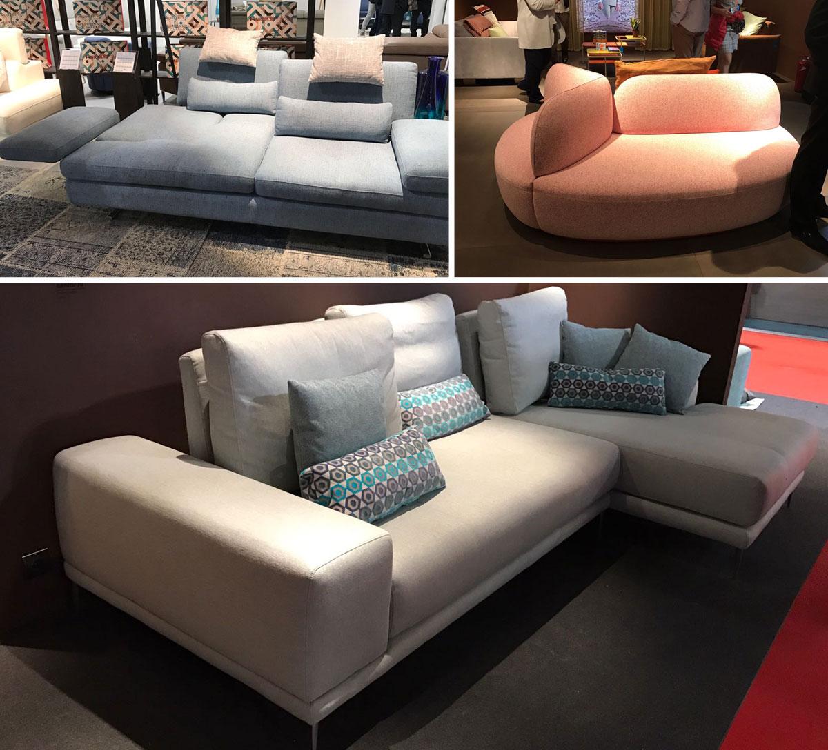 Sal n del mueble mil n 2017 interley interiores - Muebles del salon ...