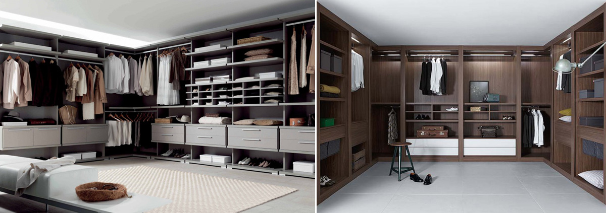 Vestidor o armario cada cosa en su lugar interley interiores - Vestidores para dormitorios ...
