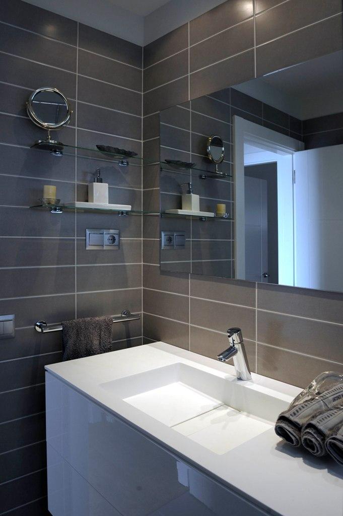 Decoración apartamento - Baño lavamanos