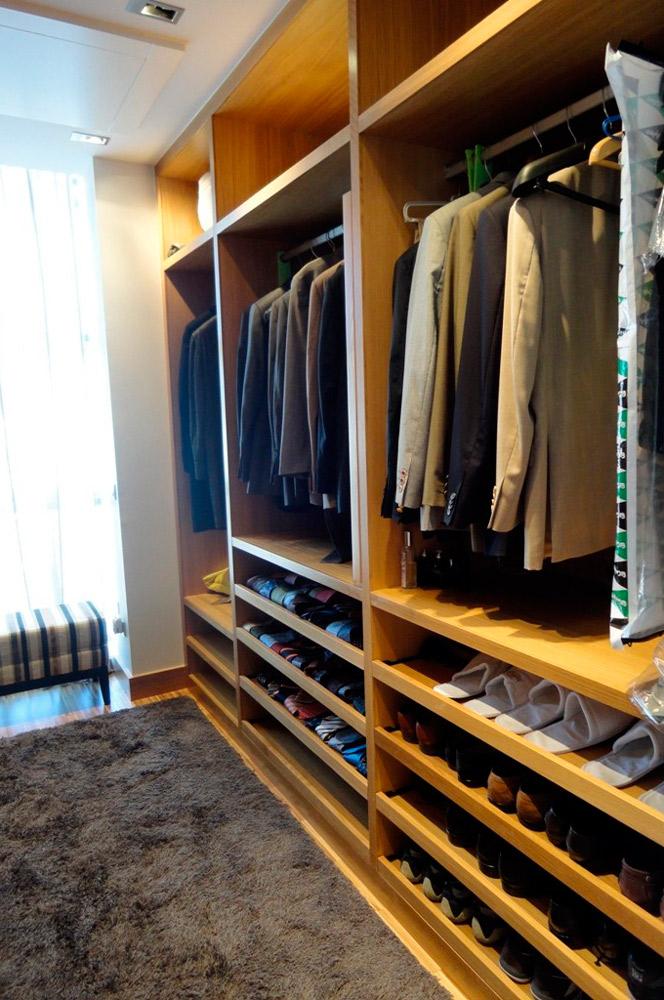 Interiorismo de vivienda en edificio woerman interley for Interiores de viviendas