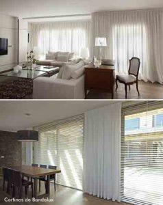 El control de la luz natural - cortinas-de-bandalux