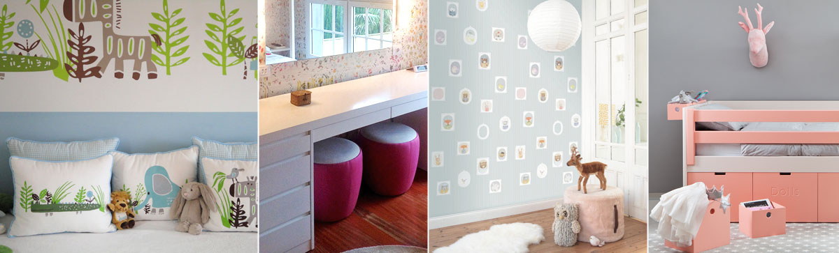 habitaciones complementos decorativos