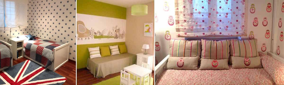 habitaciones paleta de colores