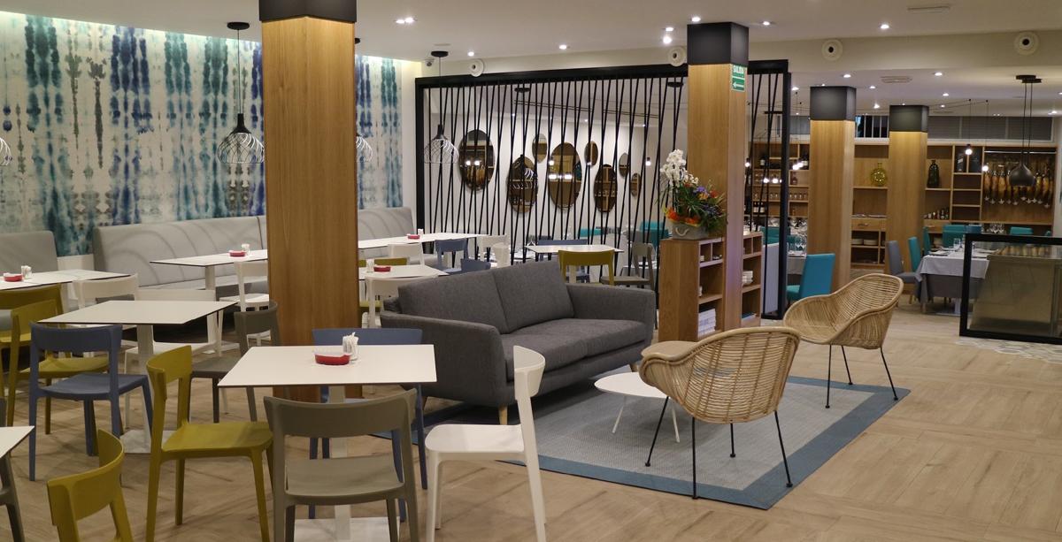 Interiorismo del restaurante el faro de diego interley for Interiorismo restaurantes