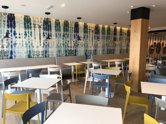 interiorismo restaurante cafeteria