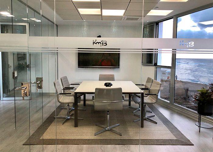 Interiorismo en oficina - Interley interiores